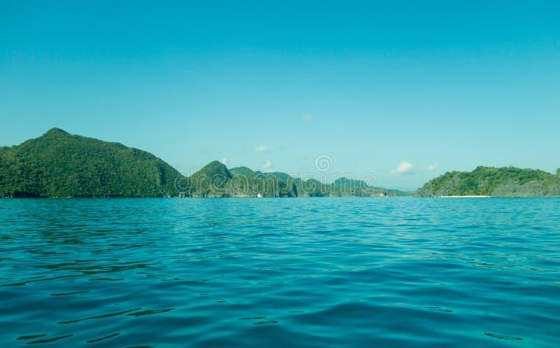 τοπίο νησιών τροπικό στοκ εικόνες