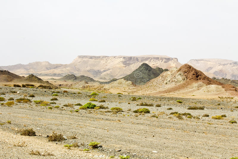 Τοπίο νησιών Masirah στοκ φωτογραφίες