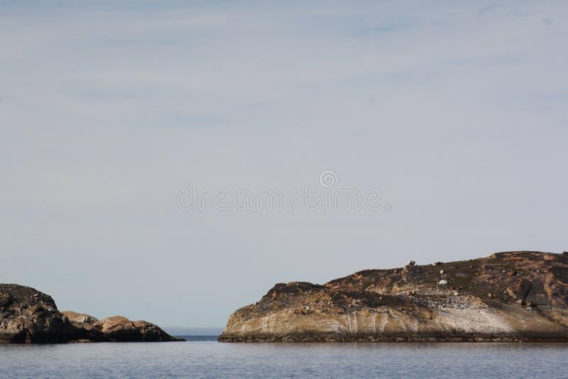 Τοπίο στη Γροιλανδία στοκ εικόνες με δικαίωμα ελεύθερης χρήσης