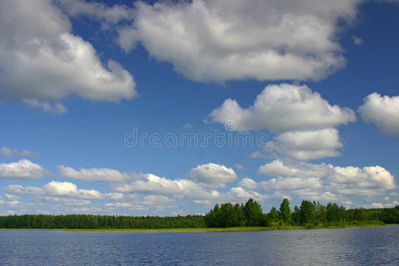 Download τοπίο σύννεφων στοκ εικόνα. εικόνα από υπαίθρια, μη, εξωραϊσμένος - 2232083