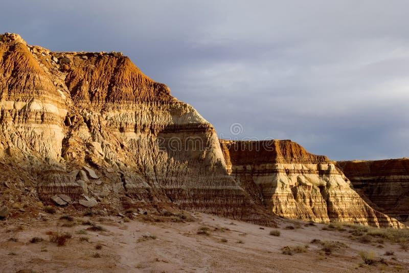 τοπίο της Αριζόνα στοκ φωτογραφίες με δικαίωμα ελεύθερης χρήσης
