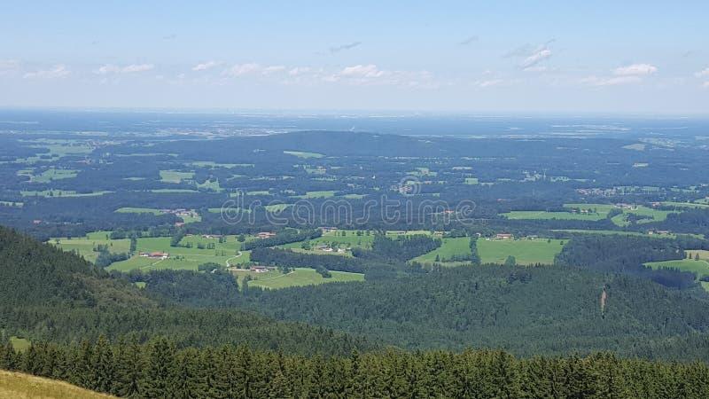 Τοπίο της Γερμανίας στοκ φωτογραφία με δικαίωμα ελεύθερης χρήσης