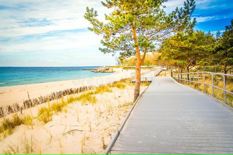 Τοπίο της θάλασσας της Βαλτικής στοκ φωτογραφία με δικαίωμα ελεύθερης χρήσης