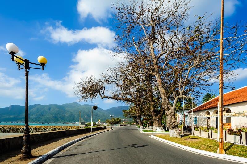 Τοπίο του νησιού Con Dao, Βιετνάμ στοκ εικόνες