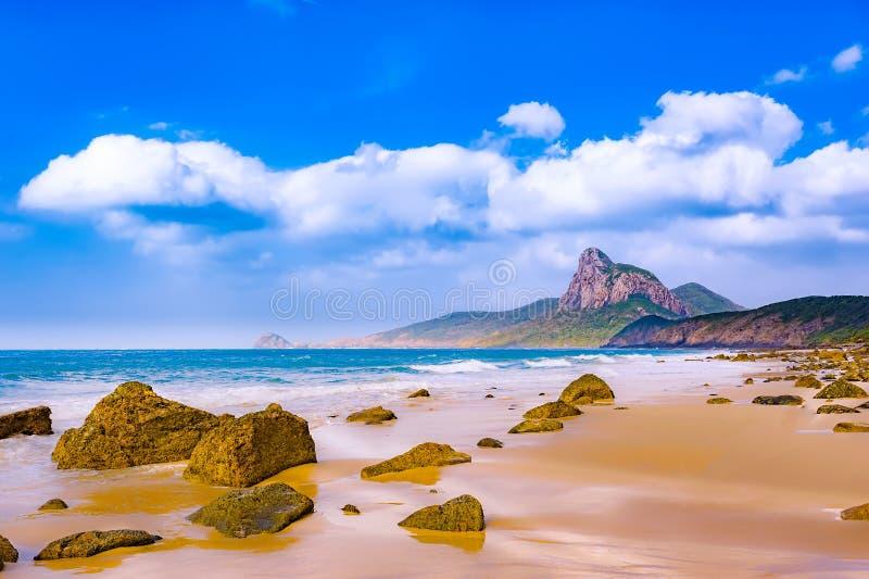 Τοπίο του νησιού Con Dao, Βιετνάμ στοκ φωτογραφία με δικαίωμα ελεύθερης χρήσης