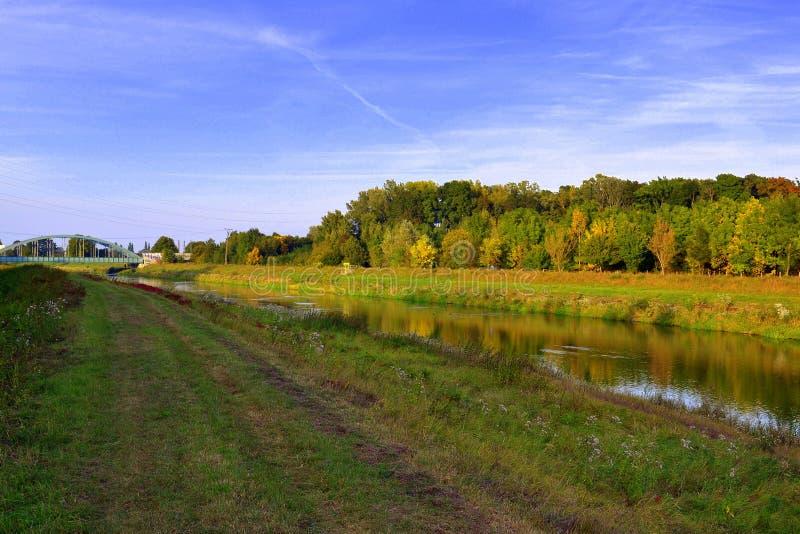 Τοπίο το φθινόπωρο στοκ φωτογραφία με δικαίωμα ελεύθερης χρήσης