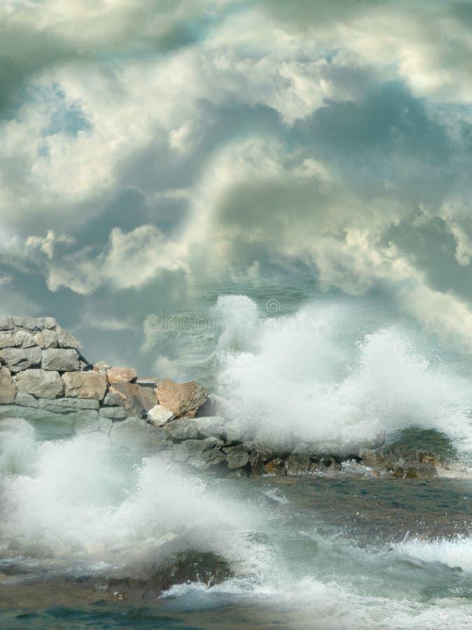 τοπίο φαντασίας στοκ φωτογραφία με δικαίωμα ελεύθερης χρήσης