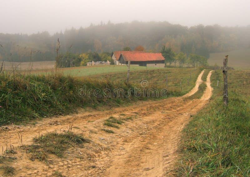 Download τοπίο φθινοπώρου στοκ εικόνα. εικόνα από north, οκτώβριος - 1534789