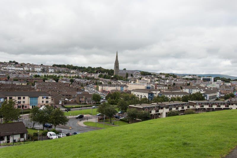 Τοπίο Derry στοκ φωτογραφία με δικαίωμα ελεύθερης χρήσης