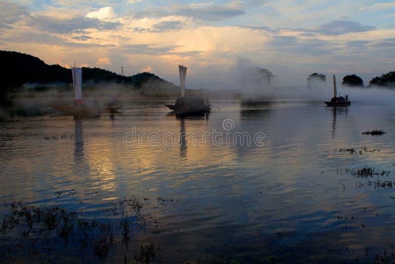 Download Τοπίο Lishui στοκ εικόνα. εικόνα από κίνα, παλιοπράγματα - 62715519