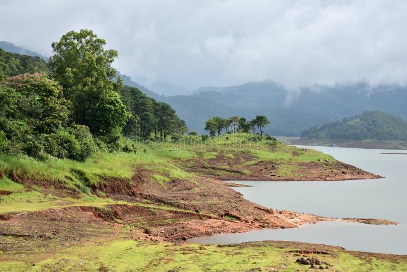 Τοπίο Shillong στοκ εικόνα