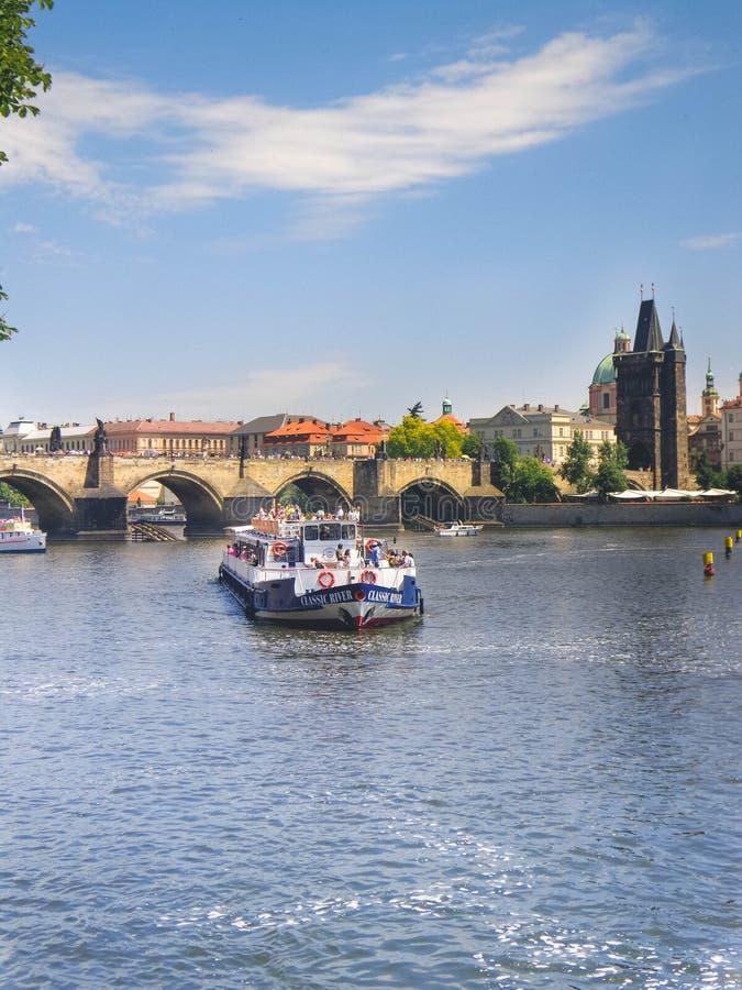 Τοπίο Sity Ποταμός Sity μπλε ύδωρ στοκ φωτογραφία με δικαίωμα ελεύθερης χρήσης