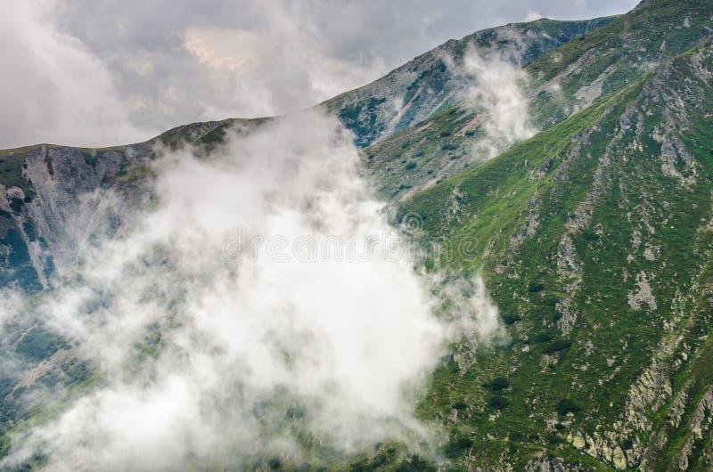 Τοπίο Transalpina στοκ εικόνες με δικαίωμα ελεύθερης χρήσης