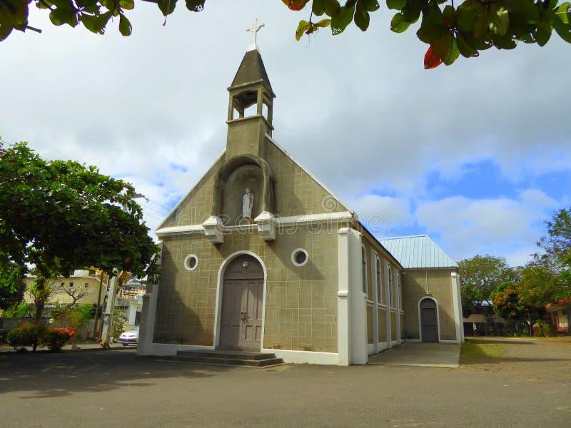 Τοπική εκκλησία στην του χωριού κοινότητα στοκ εικόνες