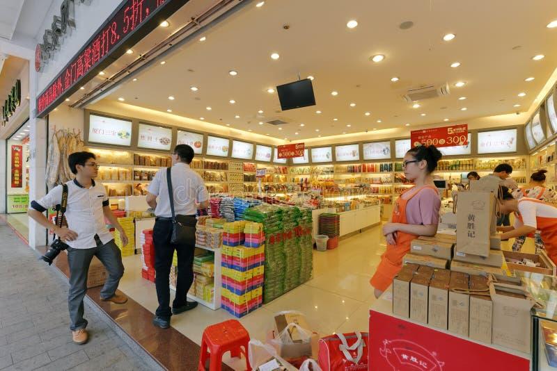 Τοπικό κατάστημα ειδικότητας, πλίθα rgb στοκ φωτογραφία με δικαίωμα ελεύθερης χρήσης