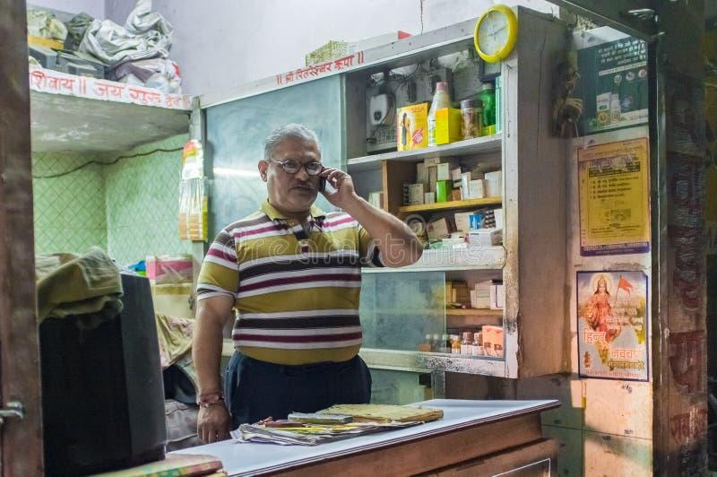 Τοπικό farmacist στοκ φωτογραφίες