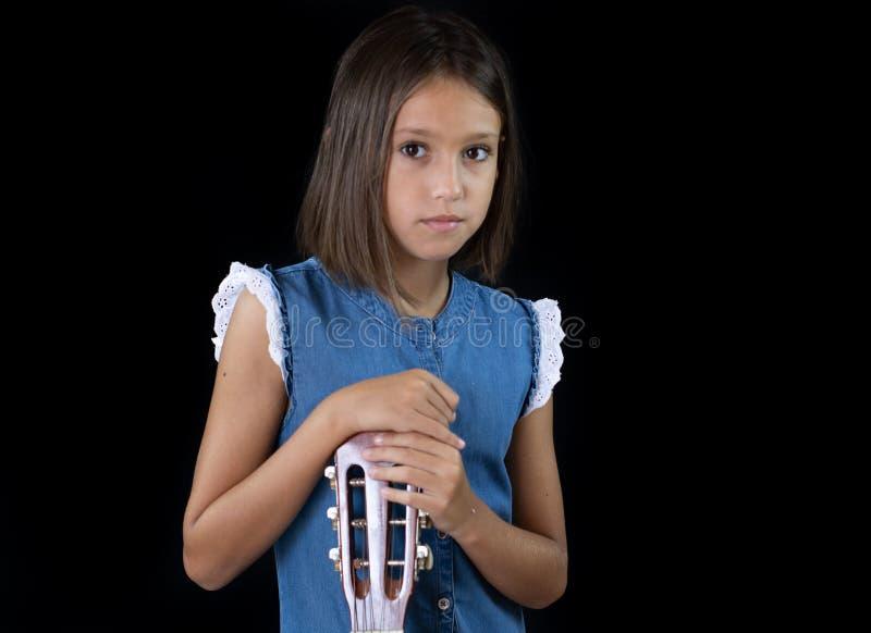 Τοποθέτηση μικρών κοριτσιών στοκ φωτογραφίες με δικαίωμα ελεύθερης χρήσης