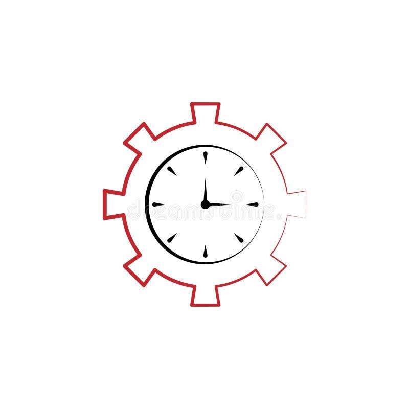 Τοποθετήσεις 2 χρονικής διαχείρισης εικονίδιο χρωματισμένων γραμμών Απλή απεικόνιση χρωματισμένων στοιχείων Περίληψη τοποθετήσεων απεικόνιση αποθεμάτων