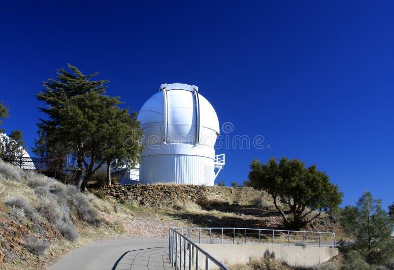 Τοποθετήστε το τηλεσκόπιο του Χάμιλτον στοκ εικόνα