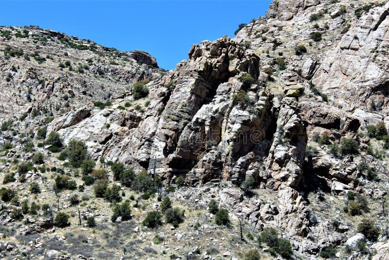 Τοποθετήστε Lemmon, Tucson, Αριζόνα, Ηνωμένες Πολιτείες στοκ φωτογραφίες
