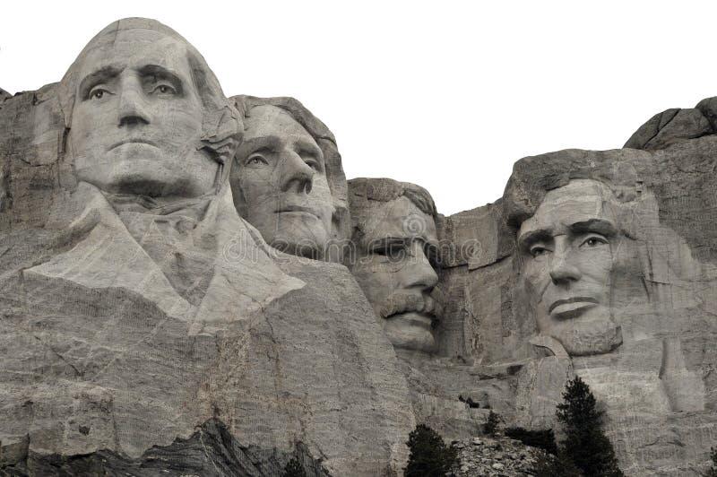 Τοποθετήστε Rushmore στοκ φωτογραφία