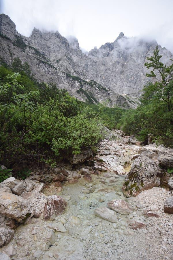 Τοποθετήστε Triglav - ιουλιανές Άλπεις στοκ φωτογραφίες με δικαίωμα ελεύθερης χρήσης