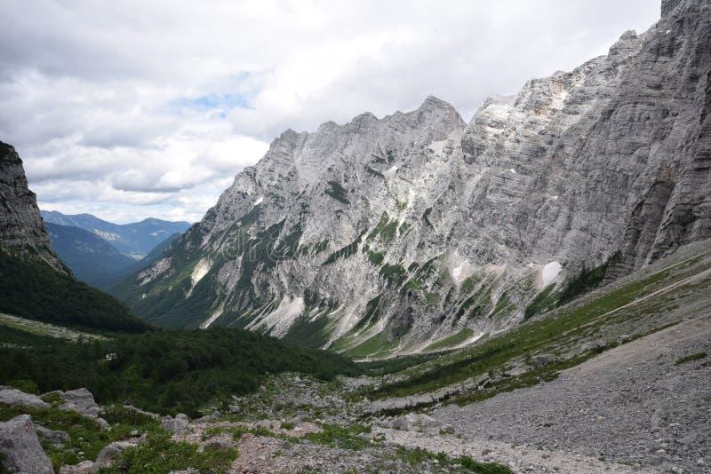 Τοποθετήστε Triglav - ιουλιανές Άλπεις στοκ φωτογραφία