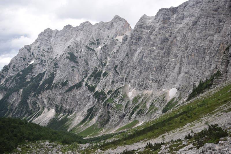 Τοποθετήστε Triglav - ιουλιανές Άλπεις στοκ φωτογραφία με δικαίωμα ελεύθερης χρήσης