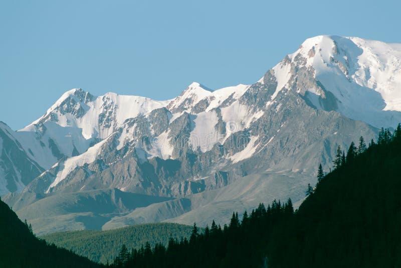 Τοποθετεί Altay στοκ εικόνες