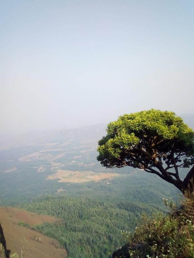 Τοπ άποψη Javagal Shariff στοκ εικόνες