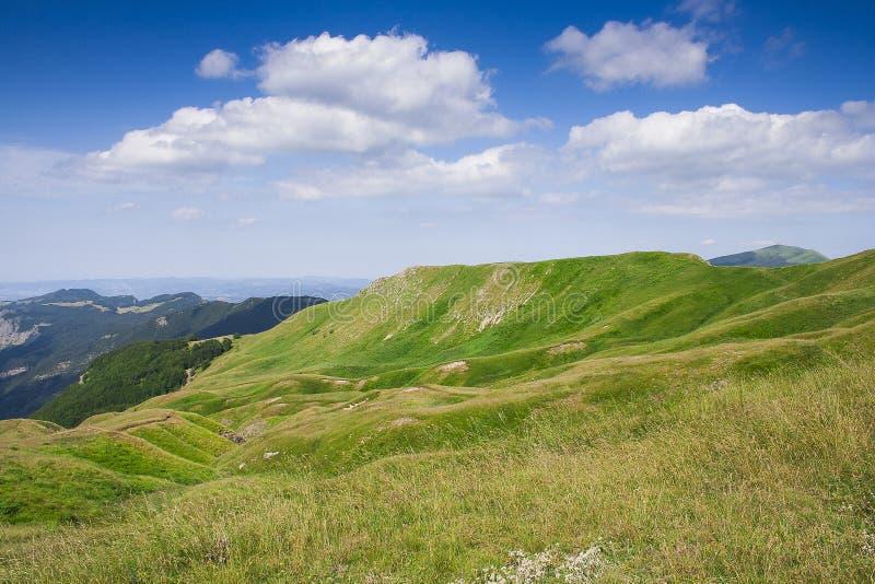 Τοπ βουνό σχεδίων στοκ εικόνες