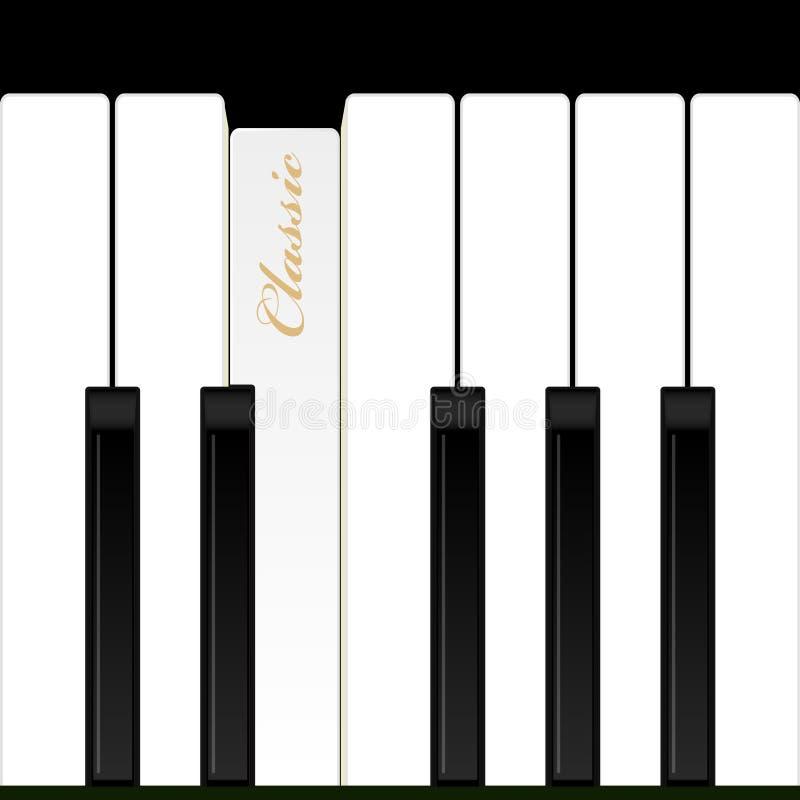 Τοπ κλειδιά πιάνων άποψης μουσικό saxophone μερών οργάνων hornsection επίσης corel σύρετε το διάνυσμα απεικόνισης απεικόνιση αποθεμάτων