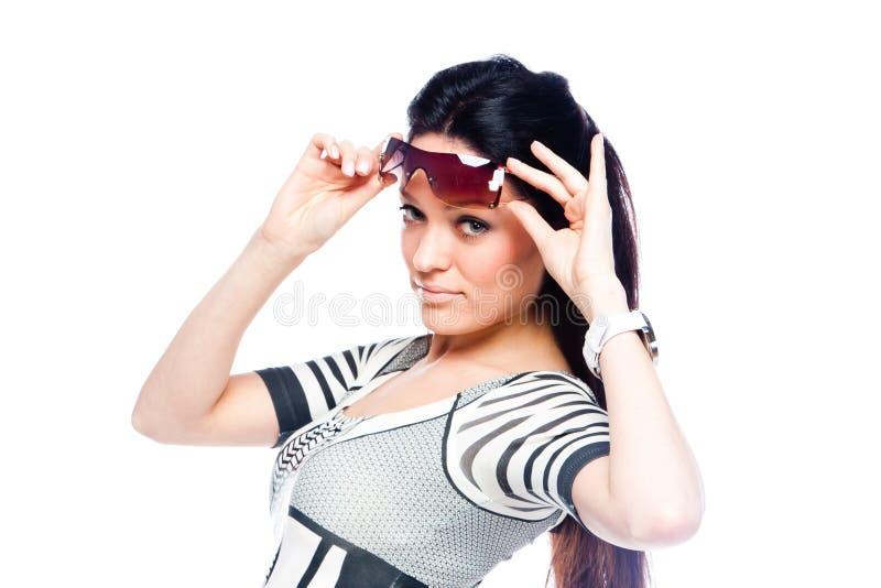 Τουρίστας γυναικών στοκ εικόνες με δικαίωμα ελεύθερης χρήσης