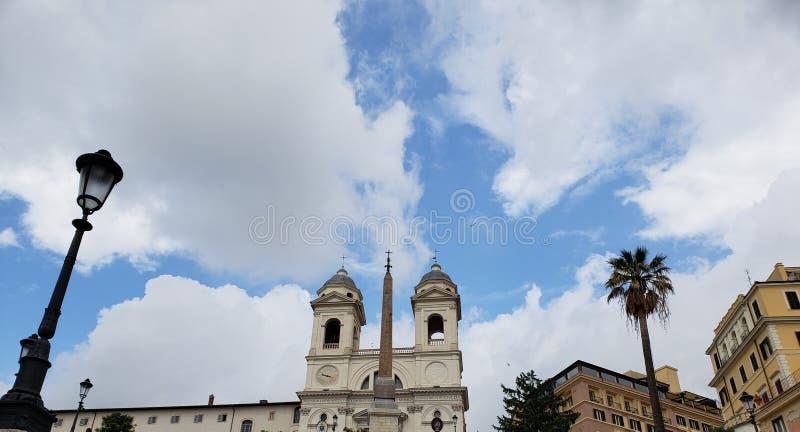 τουρισμός αρχιτεκτονικής στις οδούς της Ρώμης, Ιταλία στοκ εικόνες