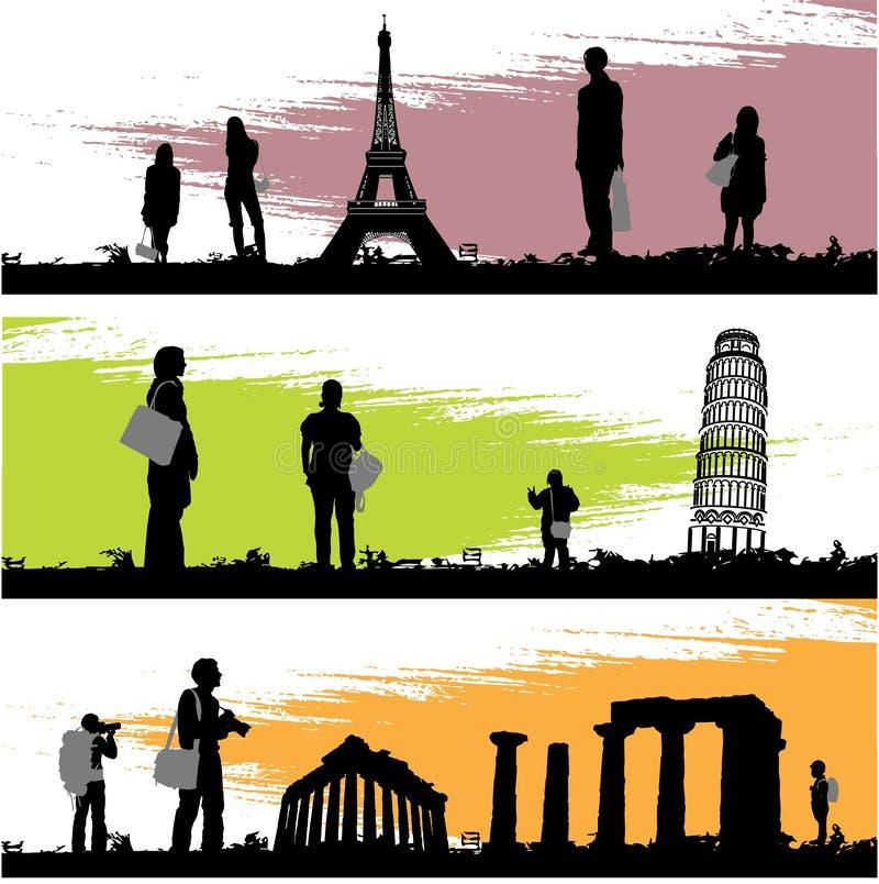 τουρισμός ελεύθερη απεικόνιση δικαιώματος