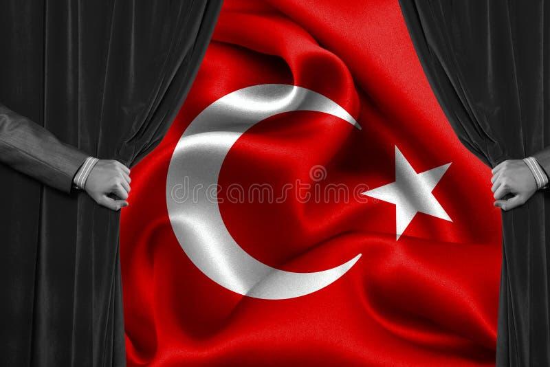 Download Τουρκική σημαία, Τουρκία, σχέδιο σημαιών Στοκ Εικόνες - εικόνα από διακοπές, ημισέληνος: 62703862