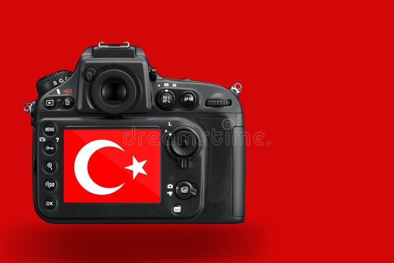 Download Τουρκική σημαία, Τουρκία, σχέδιο σημαιών Στοκ Εικόνες - εικόνα από εθνικός, floating: 62710902