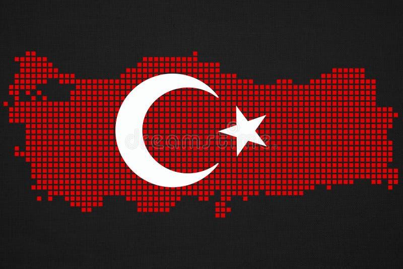 Download Τουρκική σημαία, Τουρκία, σχέδιο σημαιών Στοκ Εικόνες - εικόνα από κόκκινος, φεγγάρι: 62712670