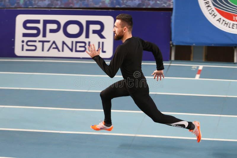 Τουρκικοί αθλητικοί εσωτερικοί ανταγωνισμοί κατώτατων ορίων ομοσπονδίας ολυμπιακοί στοκ φωτογραφία με δικαίωμα ελεύθερης χρήσης