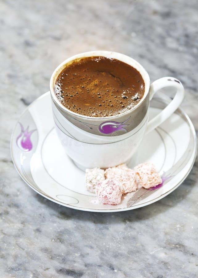 Τουρκικός καφές Στοκ Εικόνες