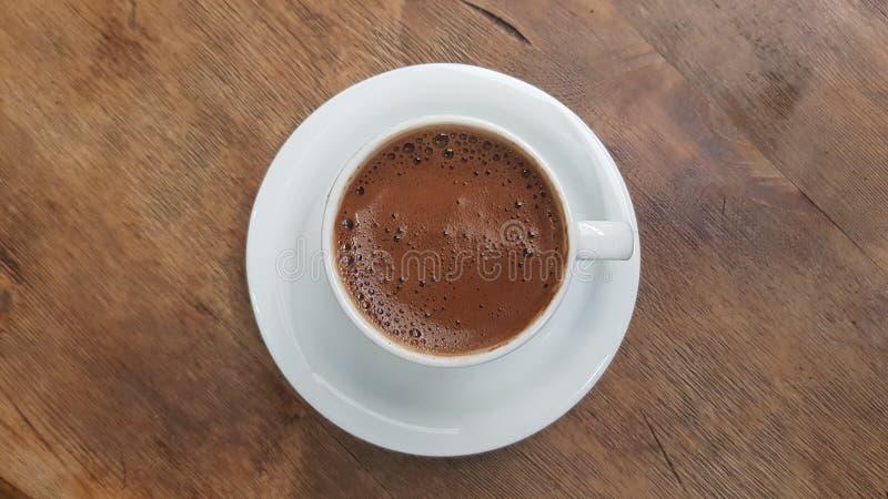 Τουρκικός παραδοσιακός καφές στοκ φωτογραφίες με δικαίωμα ελεύθερης χρήσης