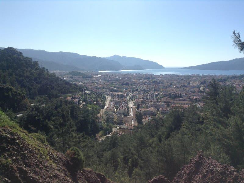 Τουρκικό τοπίο στοκ εικόνες