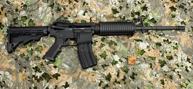 τουφέκι 15 AR στοκ εικόνα