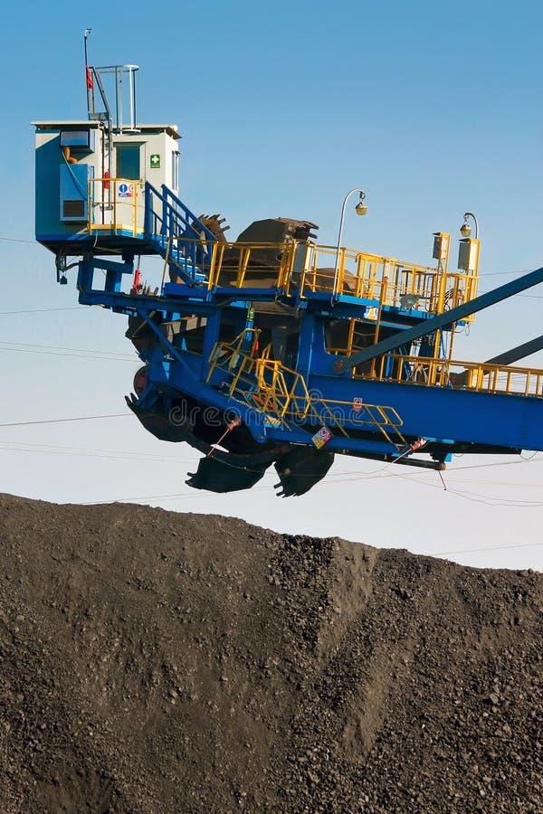 του άνθρακα στοκ εικόνα