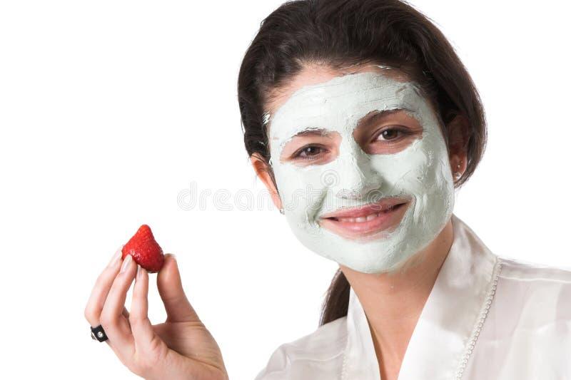 του προσώπου μάσκα στοκ εικόνα
