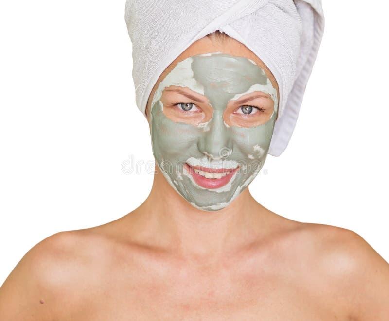 Του προσώπου μάσκα στοκ φωτογραφίες