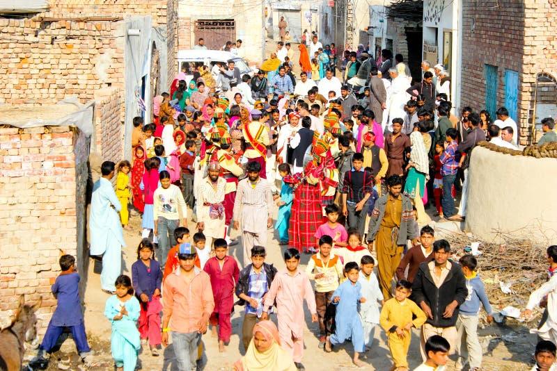 Του χωριού γάμος στοκ εικόνες με δικαίωμα ελεύθερης χρήσης