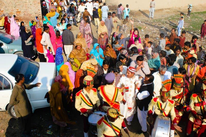 Του χωριού γάμος στοκ φωτογραφίες