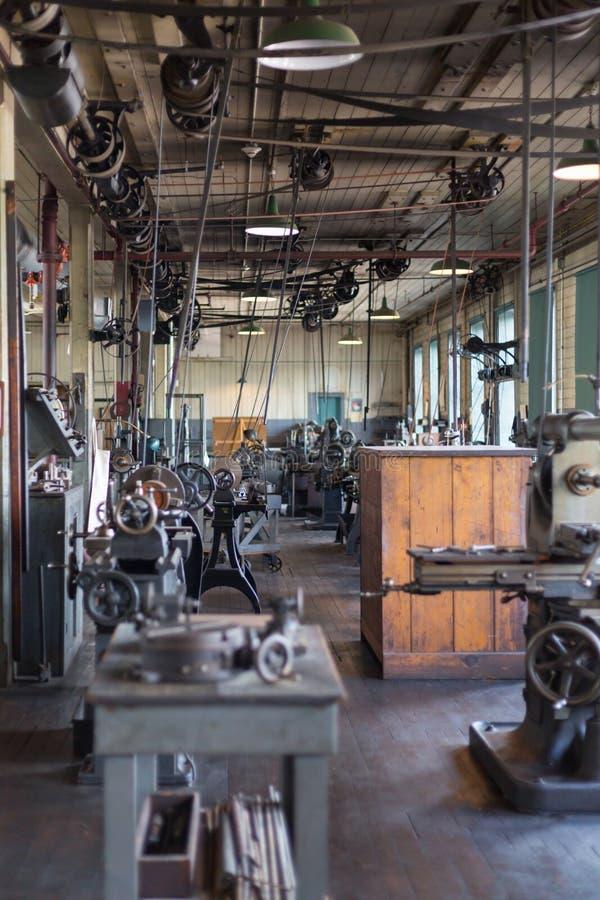 Του Thomas Edison National Historical Park κονσέρβες στοκ φωτογραφία με δικαίωμα ελεύθερης χρήσης