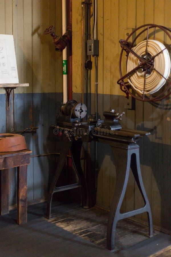 Του Thomas Edison National Historical Park κονσέρβες στοκ εικόνες